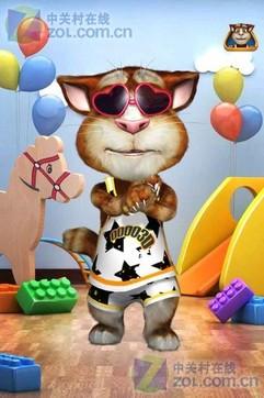 会说话的汤姆猫3