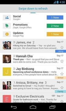 谷歌邮箱Gmail