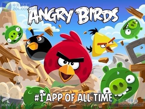 愤怒的小鸟手机版免费下载