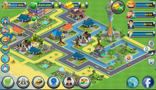 城市岛屿2